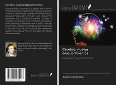 Bookcover of Cerebro: nuevos descubrimientos