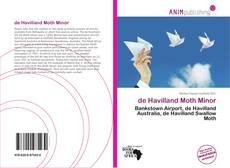 Обложка de Havilland Moth Minor