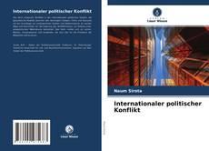 Portada del libro de Internationaler politischer Konflikt