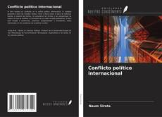 Portada del libro de Conflicto político internacional