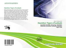 Portada del libro de Hamilton Tigers (Football)