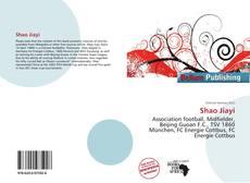 Shao Jiayi的封面