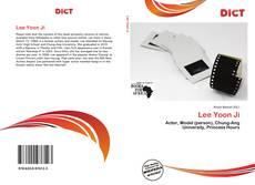 Lee Yoon Ji的封面