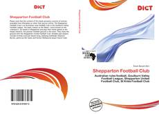 Buchcover von Shepparton Football Club