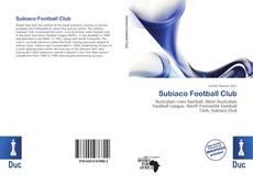 Buchcover von Subiaco Football Club