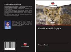 Couverture de Classification biologique