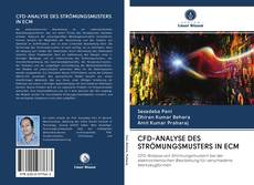 Bookcover of CFD-ANALYSE DES STRÖMUNGSMUSTERS IN ECM