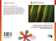 Portada del libro de Aleksandar Atanacković