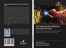 Capa do livro de CFD ANALISI DEL MODELLO DI FLUSSO IN ECM