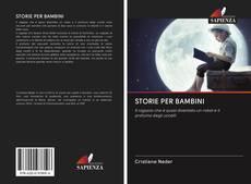 Bookcover of STORIE PER BAMBINI