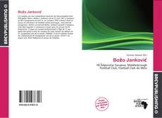 Обложка Božo Janković