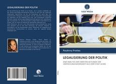 Обложка LEGALISIERUNG DER POLITIK
