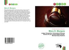 Bookcover of Mary H. Murguia