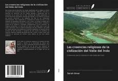 Buchcover von Las creencias religiosas de la civilización del Valle del Indo