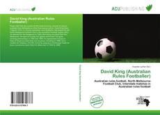 Borítókép a  David King (Australian Rules Footballer) - hoz