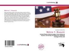 Couverture de Melvin T. Brunetti