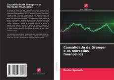 Обложка Causalidade da Granger e os mercados financeiros