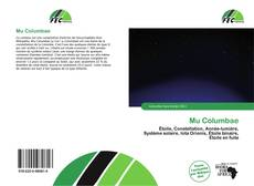 Bookcover of Mu Columbae