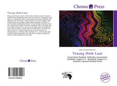Bookcover of Truong Dinh Luat