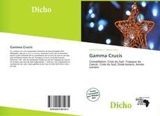 Copertina di Gamma Crucis