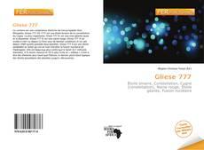 Buchcover von Gliese 777