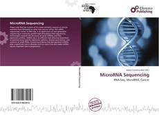 Capa do livro de MicroRNA Sequencing
