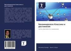 Capa do livro de Бензимидазола Классика и достижения