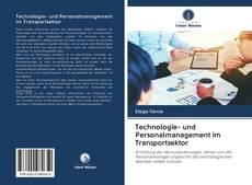 Technologie- und Personalmanagement im Transportsektor的封面