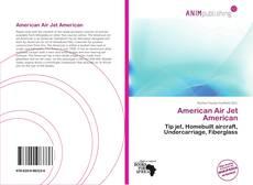 Обложка American Air Jet American