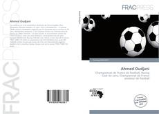 Bookcover of Ahmed Oudjani