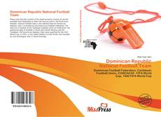 Bookcover of Dominican Republic National Football Team