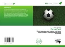 Portada del libro de Tarek Ziadi