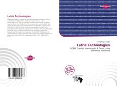 Bookcover of Lutris Technologies