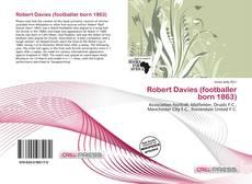 Bookcover of Robert Davies (footballer born 1863)