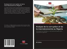 Bookcover of Analyse de la corruption et de la macroéconomie au Nigeria