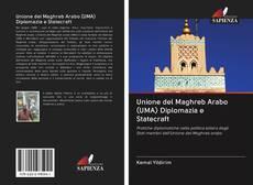 Bookcover of Unione del Maghreb Arabo (UMA) Diplomazia e Statecraft