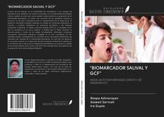 """Portada del libro de """"BIOMARCADOR SALIVAL Y GCF"""""""