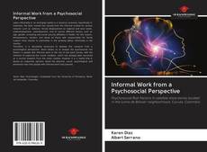 Informal Work from a Psychosocial Perspective的封面