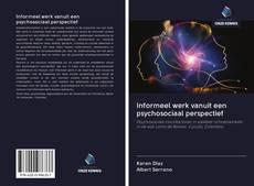 Informeel werk vanuit een psychosociaal perspectief的封面