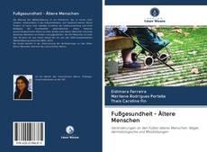 Borítókép a  Fußgesundheit - Ältere Menschen - hoz