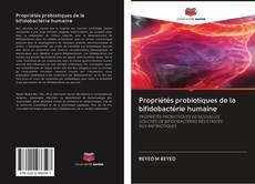 Обложка Propriétés probiotiques de la bifidobactérie humaine