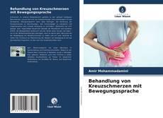 Copertina di Behandlung von Kreuzschmerzen mit Bewegungssprache