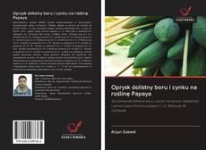 Oprysk dolistny boru i cynku na roślinę Papaya kitap kapağı