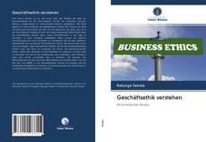 Borítókép a  Geschäftsethik verstehen - hoz