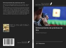 Bookcover of Entrenamiento de prácticas de tiro