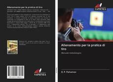 Bookcover of Allenamento per la pratica di tiro