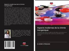 Bookcover of Aspects modernes de la chimie inorganique
