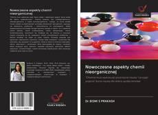 Nowoczesne aspekty chemii nieorganicznej的封面
