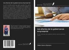 Portada del libro de Los efectos de la gobernanza empresarial