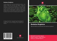 Capa do livro de Química Orgânica